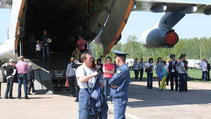 В авиаполку Сещи отменили празднование Дня Военно-воздушных сил
