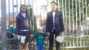 Бывшая жительница Брянска с детьми пошла на штурм Кремля