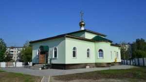 В Володарском районе Брянска освятили храм во имя Ксении Петербургской