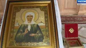 В Брянске без единого гвоздя построили храм во имя Матроны Московской