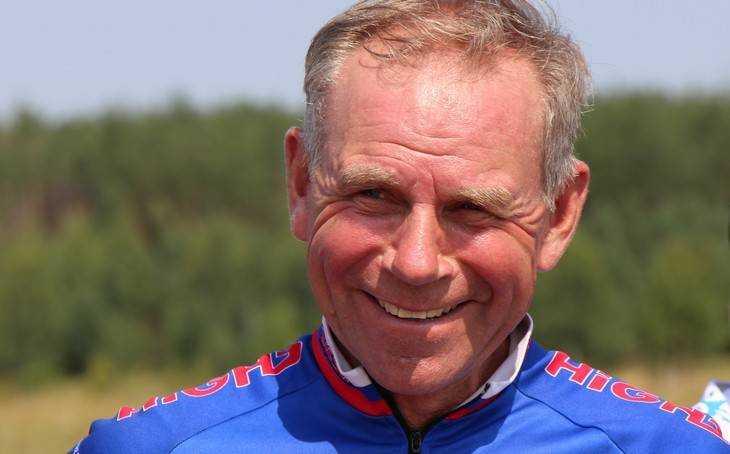 Олимпийский чемпион Сухорученков провел велогонку в Брянской области