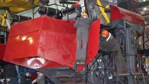 В Брянской области провалились строители и поднялись промышленники