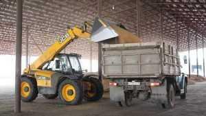 В Брянской области намолотили более 40 тысяч тонн зерна