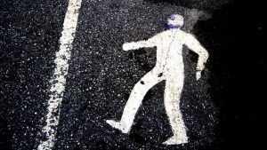 В Брянске неизвестный водитель сбил 49-летнюю женщину и скрылся