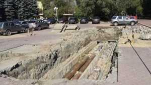 В Брянской области до конца года заменят 42 километра тепловых сетей