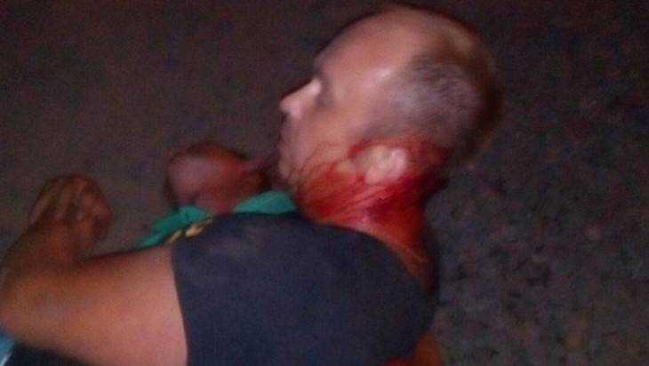 Пьяный хулиган кирпичом разбил брянцу голову в Белых Берегах