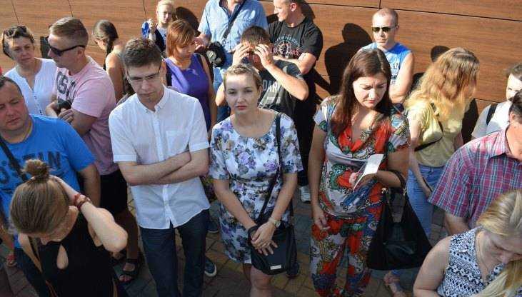 В Брянске сдали кровь 117 участников акции «Спаси жизнь!»