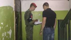 Брянские военные полицейские начали отлавливать беглецов и преступников