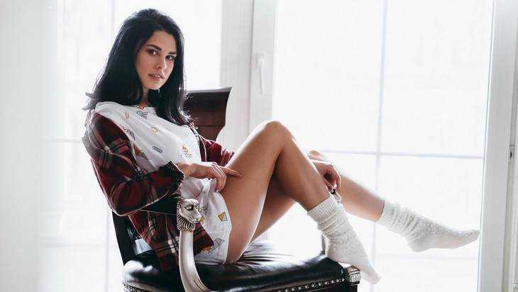 Брянская красотка Ирина Пинчук вышла в финал конкурса «Улыбка Вселенной»