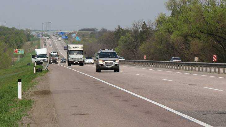 Еще два участка магистрали М-4 «Дон» стали платными на 92 года
