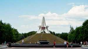 Курган Бессмертия признали символом Брянской области