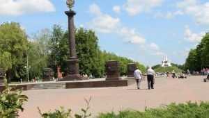 В Брянске сообщили о таинственном торговом центре на Кургане Бессмертия