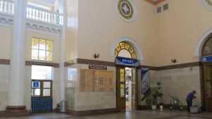 Живший две недели на брянском вокзале избитый сибиряк исчез