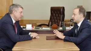 Брянский губернатор пообещал гостю из ЦИК прозрачность выборов