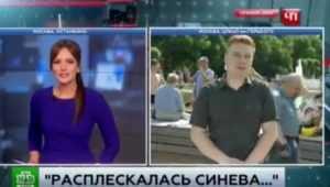 Пьяный «десантник» избил репортёра НТВ на глазах у брянской журналистки