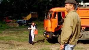 В Севском районе освятили сельхозтехнику фермера