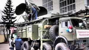 Брянский завод поставил армии уникальные комплексы «Красуха»
