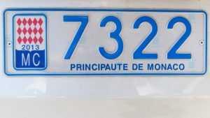Водители стали подделывать номера машин, чтобы избежать штрафов