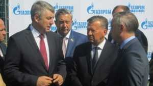 В посёлке Локоть запустили газораспределительную станцию нового поколения
