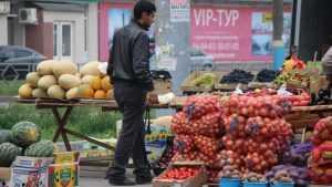 Азербайджанца рассмешили штрафом за торговлю арбузами в Брянске