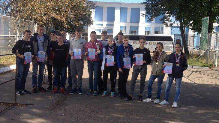Брянские школьники завоевали «серебро» гимназиады