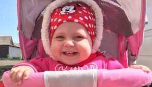 Брянской девочке Дарье Гудиной требуются 8 миллионов на лечение