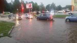 В сети опубликовали фото последствий потопа в районах Брянска