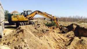 Брянский прокурор велел остановить незаконную добычу песка в Радице-Крыловке