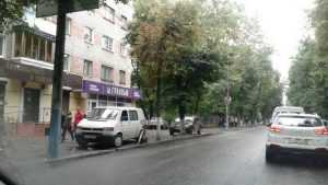 Брянские гаишники оказались в щекотливой ситуации из-за опубликованного фото