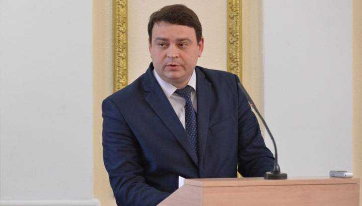 Брянский департамент природных ресурсов возглавил Сергей Мотылев