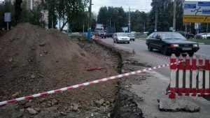 Подъезды к кольцу у «самолета» в Брянске расширят за 3 миллиона рублей