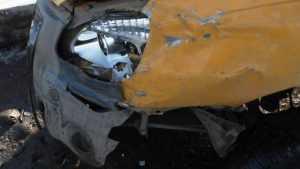 В ДТП из-за приступа эпилепсии у брянского маршрутчика никто не пострадал