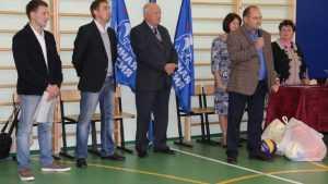 В сельской брянской школе открыли долгожданный спортивный зал