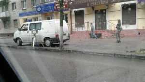Московские журналисты готовят «нападение» на брянских гаишников