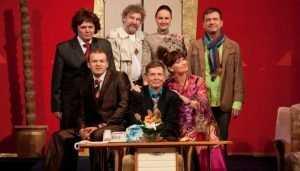 Артисты Брянского театра драмы отправились на гастроли в Севастополь