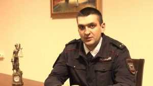 Экс-полицейский начал сбор компромата на главу брянского УМВД Кузьмина