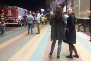 Из «Аэропарка» и «БУМ-Сити» в Брянске эвакуировали посетителей
