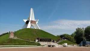 В Брянске обновят лестницы на Кургане Бессмертия