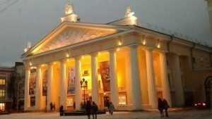 Театр Российской Армии выступит в Брянске