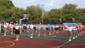 В Сураже Брянской области открыли новую спортивную площадку