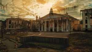 Умельцы «фотошопа» превратили Брянск в город-призрак