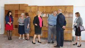 В школе № 3 Брянска после ремонта обвалилась часть потолка