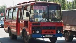 Брянская пенсионерка сломала руку в автобусе № 33