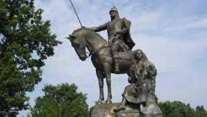 Телеканал «Звезда» опроверг ложь о неучастии брянца Пересвета в Куликовской битве