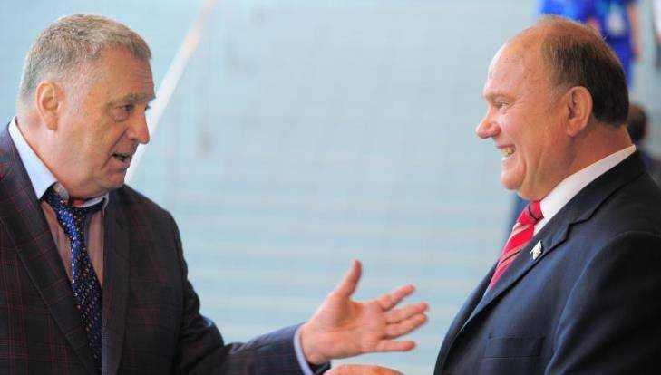 Жириновцы нанесут  разящий удар по зюгановщине на Брянщине