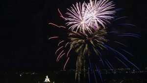В Брянске перенесли праздничный фейерверк в День города