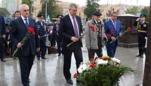 Брянск начал праздновать 74-ю годовщину освобождения и своё 1032-летие