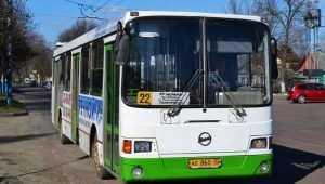 В брянском автобусе 92-летняя пассажирка сломала рёбра
