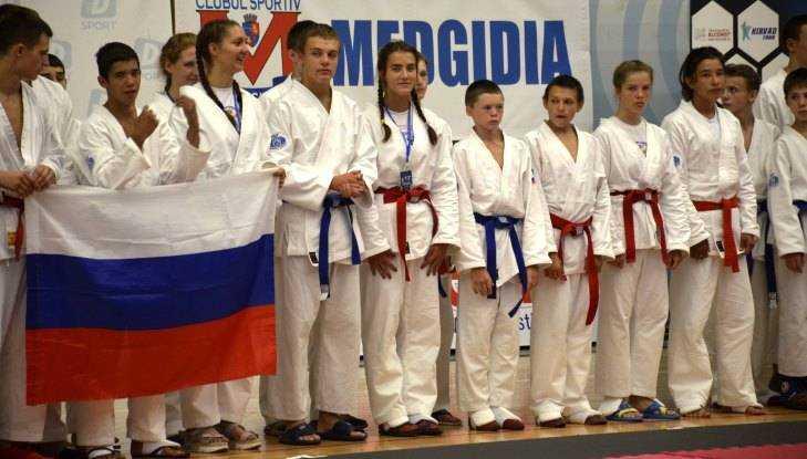 Брянская рукопашница Анастасия Пахомова взяла «золото» на первенстве мира
