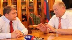 Брянских коммунистов и орловского губернатора Потомского потащили в суд